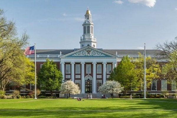Harvard University- best computer science school