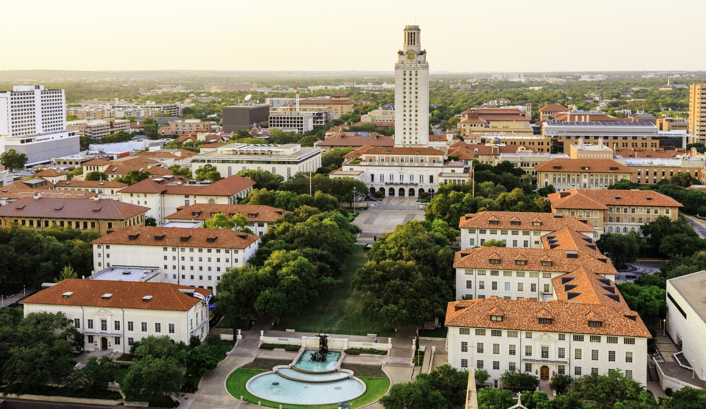 The University of Texas at Austin- best computer science schools