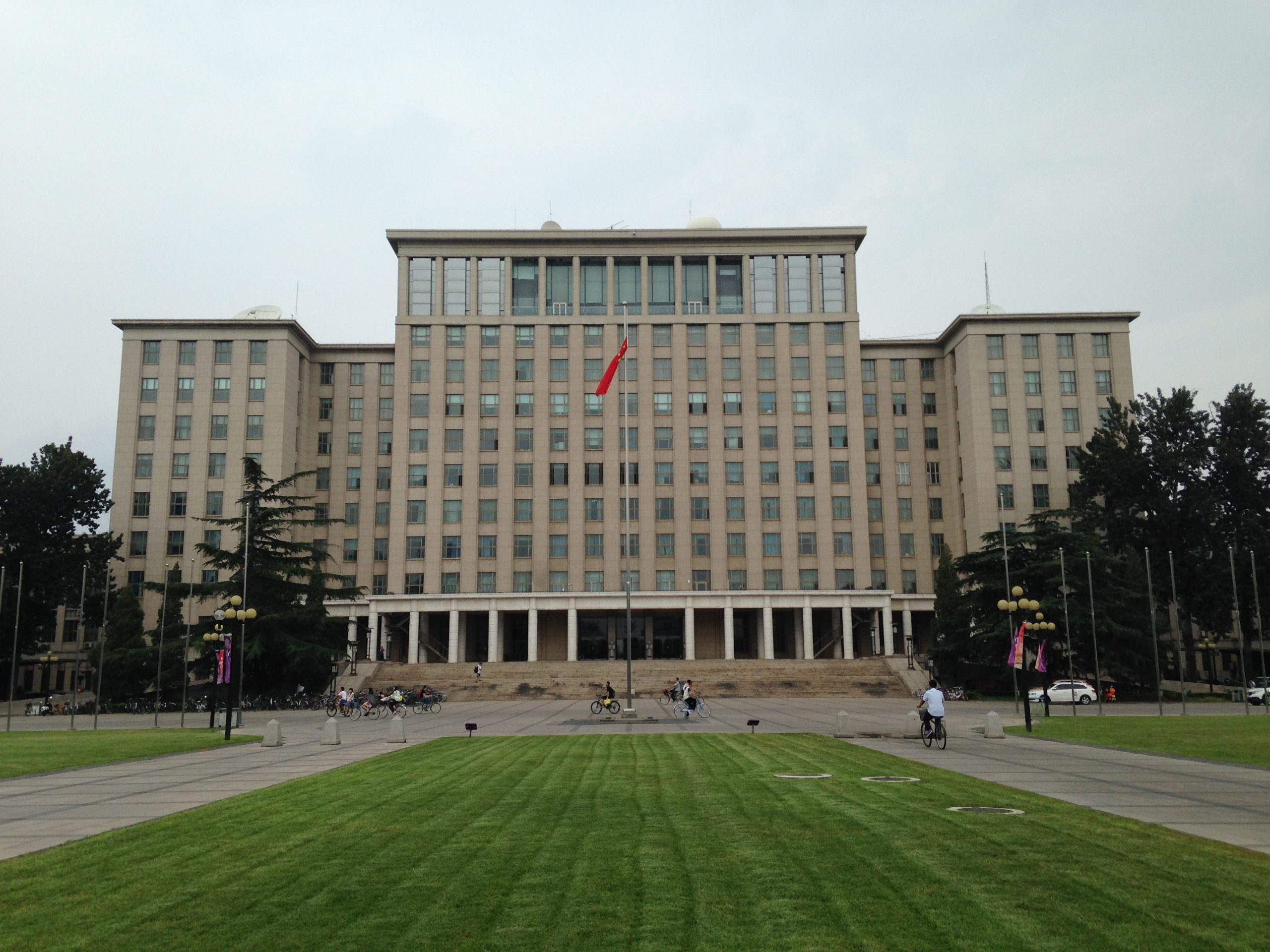 Tsinghua University is one of the top university in world from China
