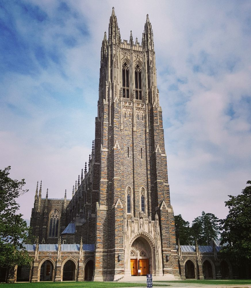 Duke University is one of the top most university in world