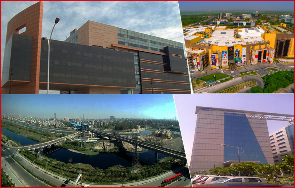 Noida - best Indian city to live
