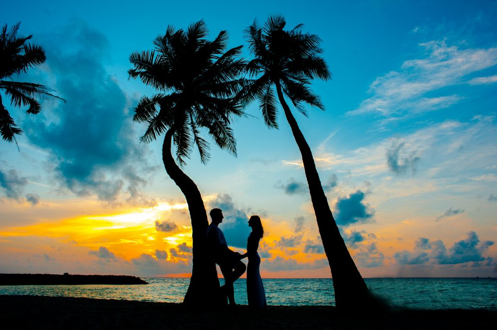 Plan a Trip with your wife to make her happy