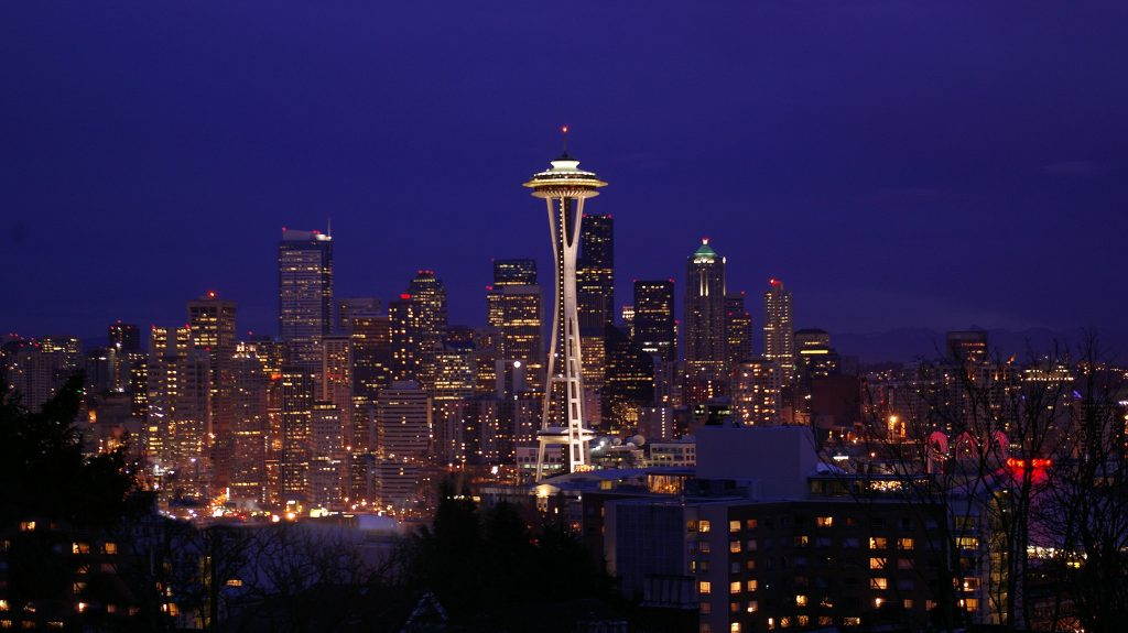 Seattle is one of the most beautiful city in US