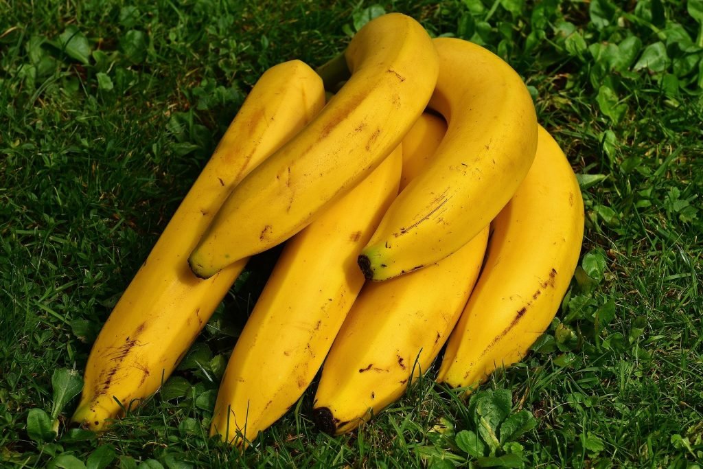 Try Bananas - good way to cure hangover