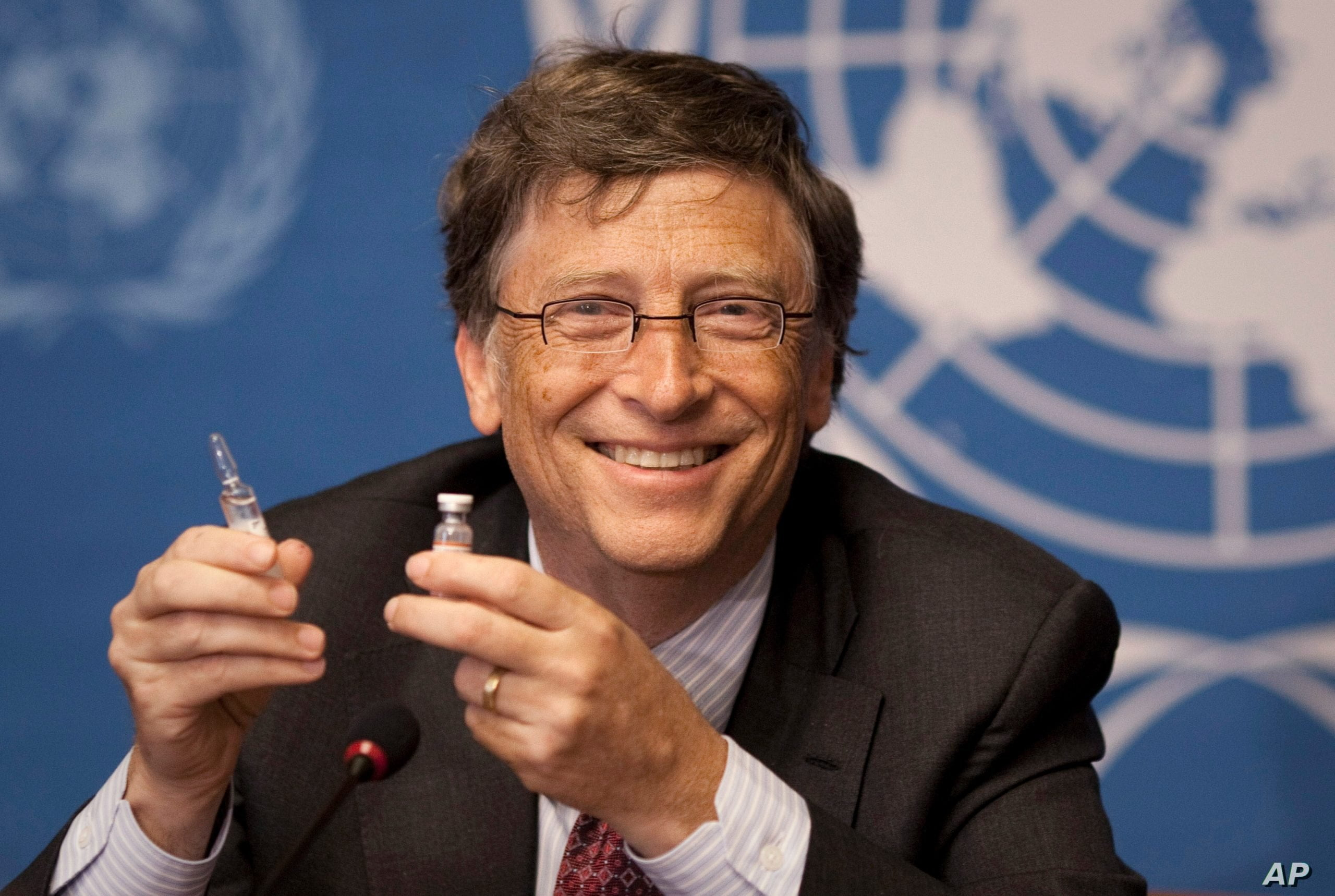 India may roll out covid vaccine in huge volumes next year: Bill Gates