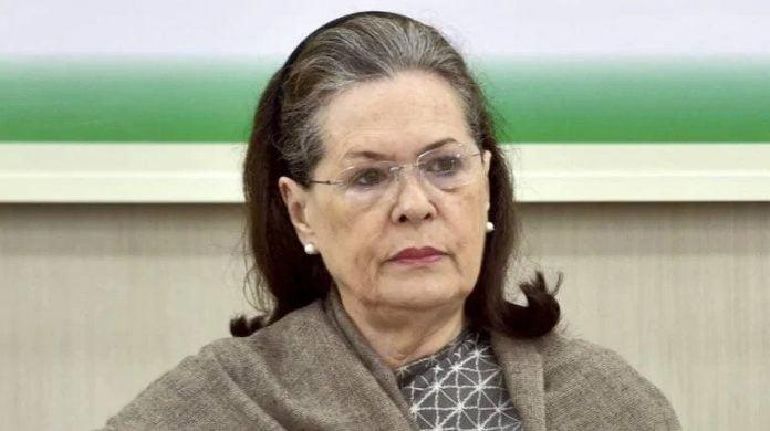 Sonia Gandhi attacked Narendra Modi government on Democracy