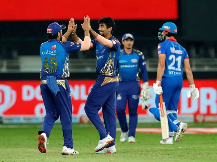 Mumbai Indians beat Delhi Capitals in style to qualify for IPL finals