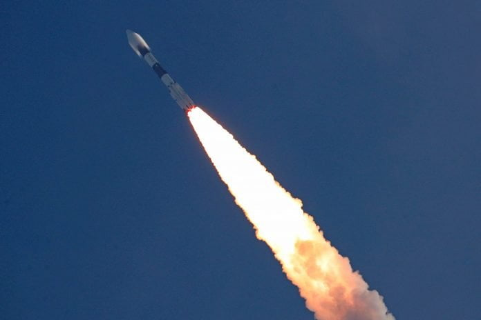 India's ISRO successfully placed the PSLV-C50 rocket communication satellite into the orbit