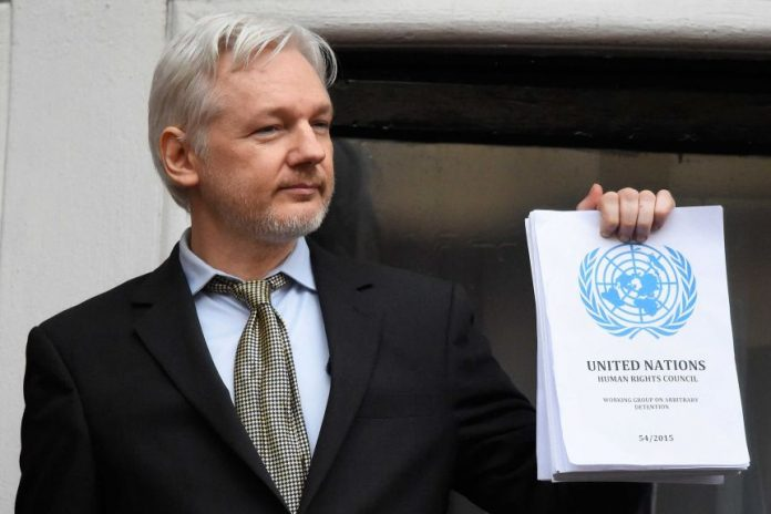 UK blocks extradition of WikiLeaks founder Julian Assange to USA